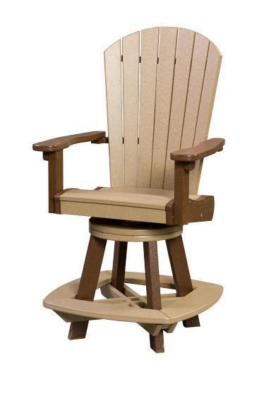 Finch Great Bay Poly Swivel Counter Chair