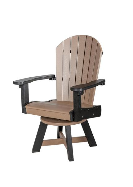Finch Great Bay Poly Swivel Dining Chair