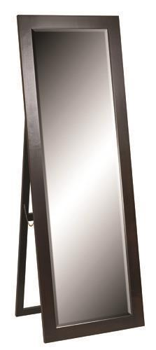 Amish Horizon Shaker Standing Beveled Mirror