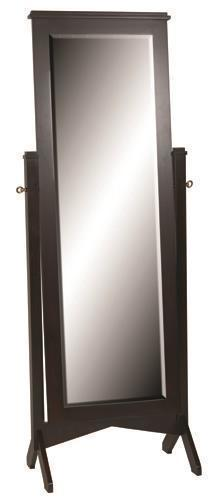 Amish Horizon Shaker Chevelle Beveled Mirror