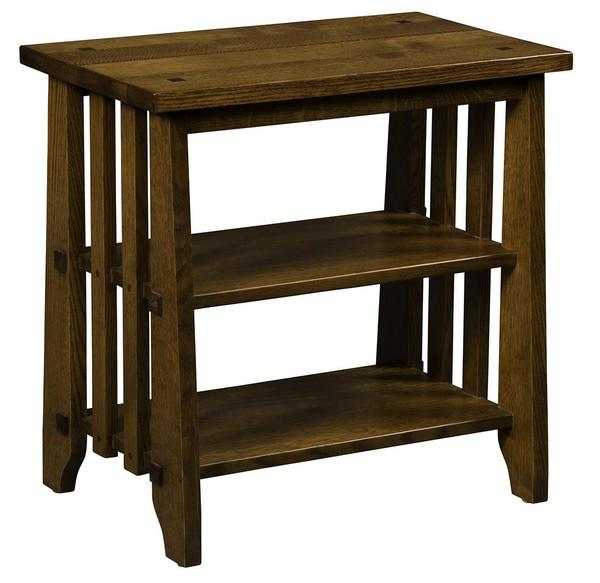 Amish Heritage Stick Mission End Table