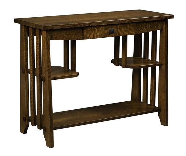 Amish Heritage Stick Mission Sofa Table