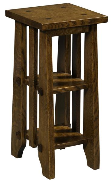 Amish Heritage Stick Mission Plant Stand