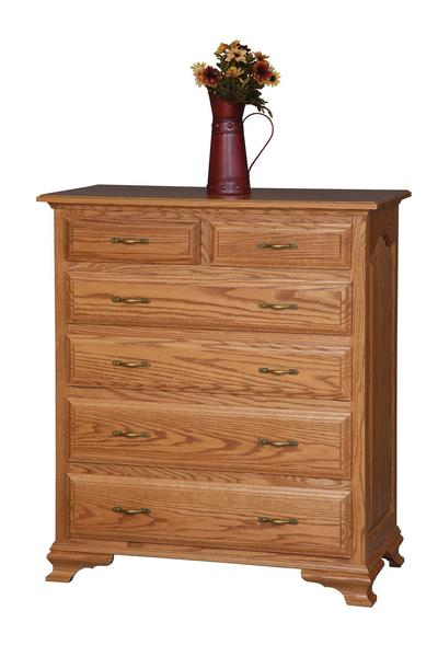 Amish Crown Villa Chest of Drawers