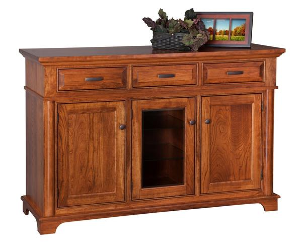 Amish Sycamore Sideboard