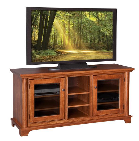 Amish Lindenhurst TV Stand