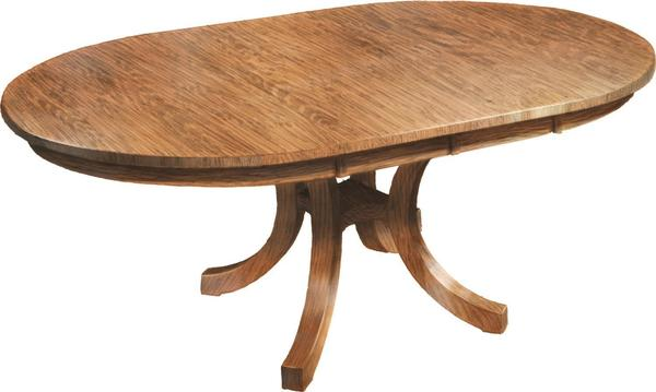 Amish Carlisle Shaker Dining Table