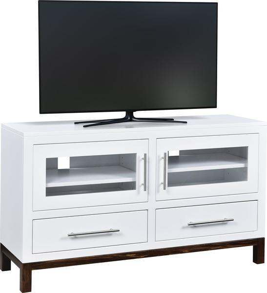 Amish Vienna Contemporary TV Stand