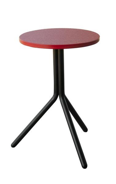 Amish Retro Poly Side Table