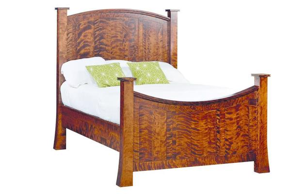 Amish Linmore Bed