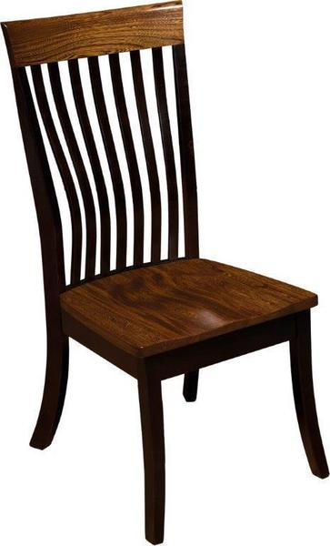 Amish Christy Dining Chair - Quick Ship