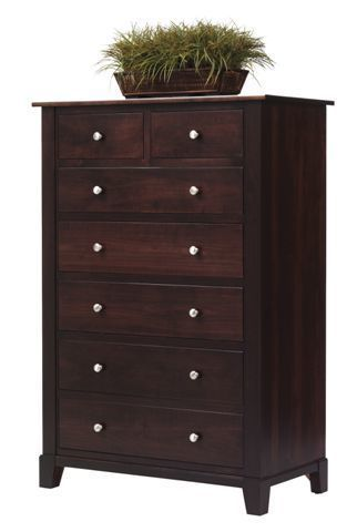 Amish Greenwich Chest of Drawers