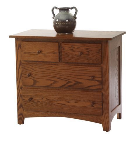 Amish Elizabeth Lockwood Small Chest of Drawers