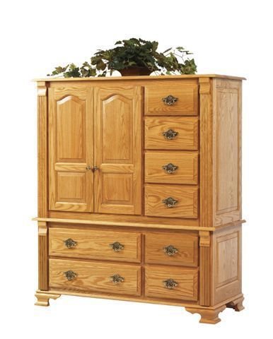 Amish Journey's End Grande Chest of Drawers