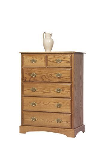 Amish Sierra Classic Chest of Drawers