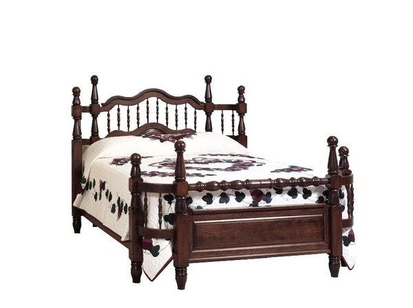 Amish Wrap Around Bed