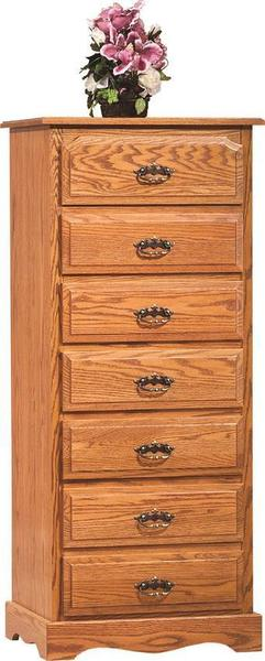 Amish Summit Lingerie Chest From Dutchcrafters Amish Furniture