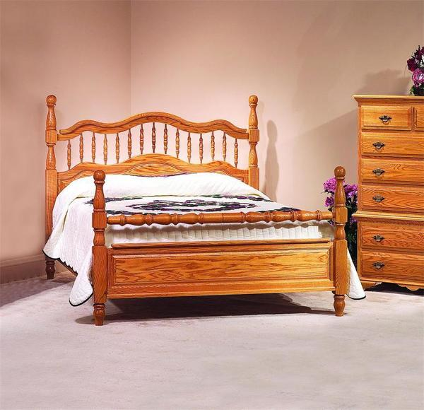 Amish Bedford Special Bed