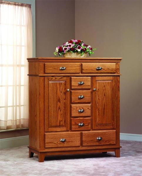 Amish Monterey Shaker Sweater Chest