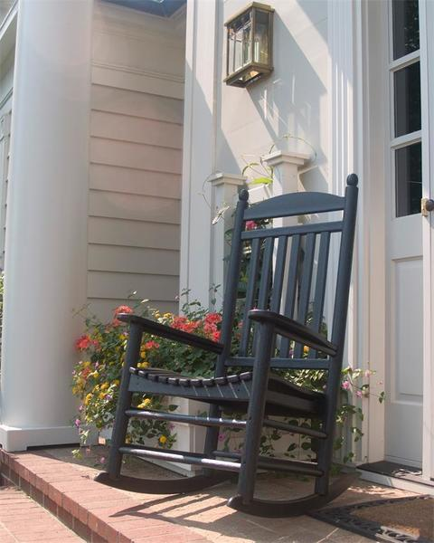 POLYWOOD® Jefferson Porch Rocker