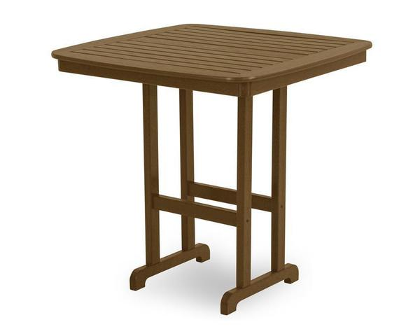 "POLYWOOD® Nautical 44"" Bar Table"