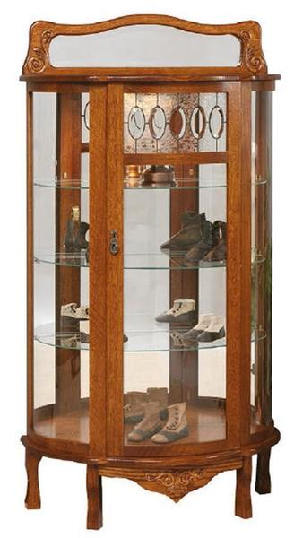 American Made Curio Cabinet