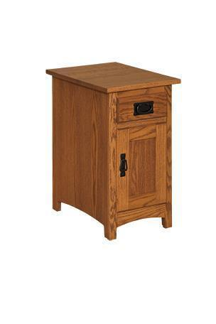 Amish Mission Chairside End Table