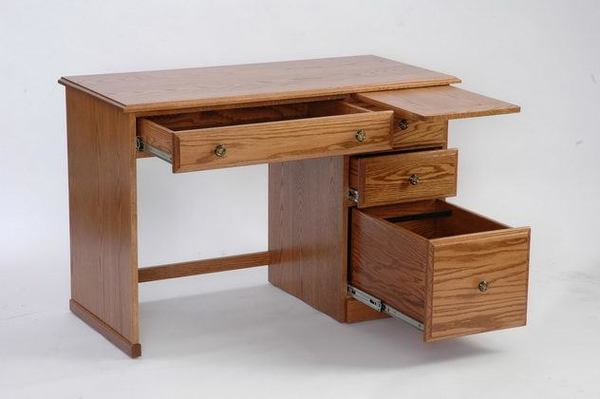 Amish Pencil Desk