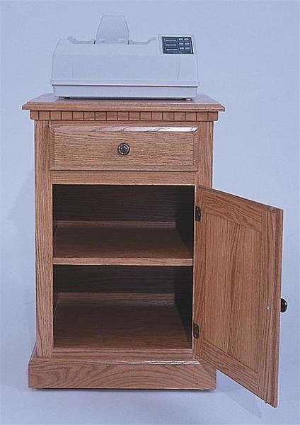 Amish Printer Stand