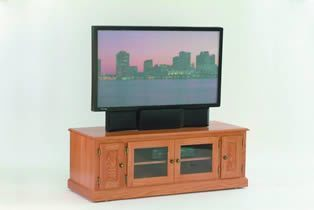 Amish Berlin TV Stand