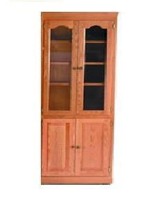 Amish Modular Bookcase (Entertainment Center Sold Separately)