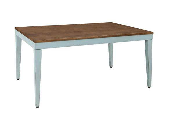Metro Solid Top Dining Room Table by Keystone