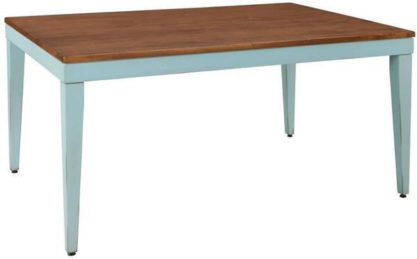 Shaker Self Storing Dining Table by Keystone