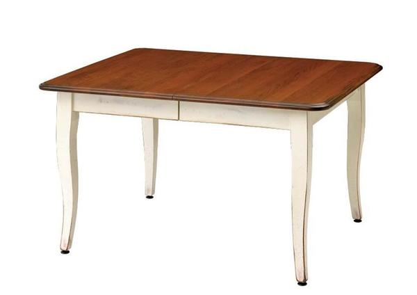 Provence Self-Storing Dining Table by Keystone