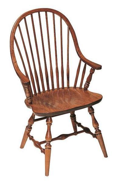 American Windsor Dining Chair by Keystone