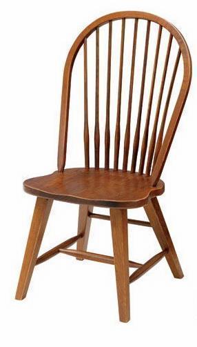 Boston Windsor Dining Chair by Keystone