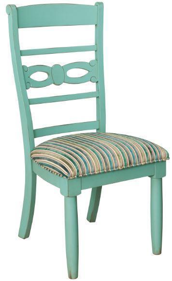 Cleveland Ladderback Dining Chair by Keystone Collection