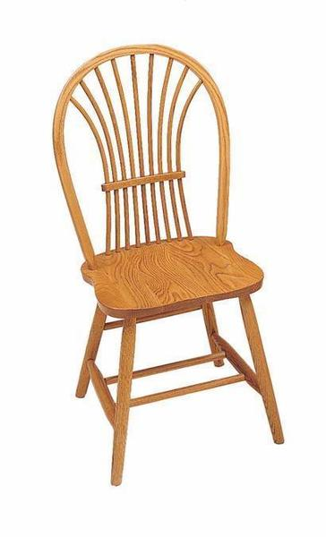 Millstream Wheat Back Dining Chair by Keystone