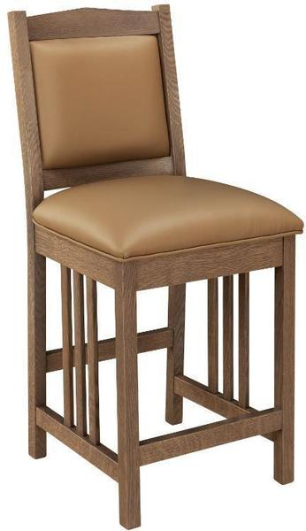 Mission Counter Barstool by Keystone