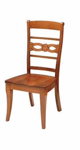 Somerset Dining Chair by Keystone