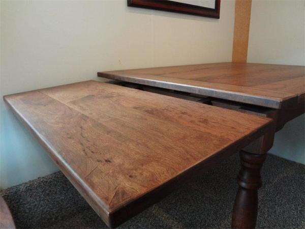 Outstanding Amish Bedford Stowleaf Table Keystone Collection Interior Design Ideas Gentotthenellocom