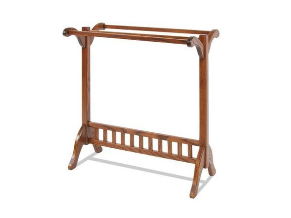 Amish Craftsman Mission Quilt Rack