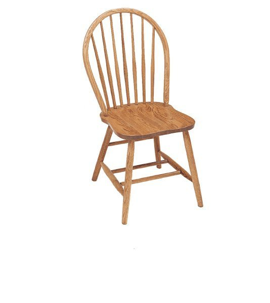 Millstream Seven Spindle Windsor Dining Chair by Keystone
