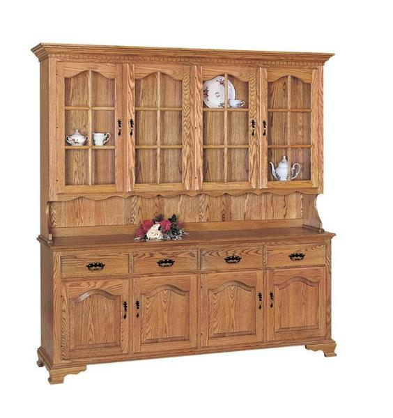 Keystone Collections Brookville 4 Door Hutch From