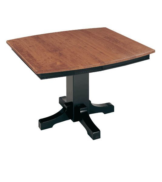 Frederick Single Pedestal Dining Table by Keystone