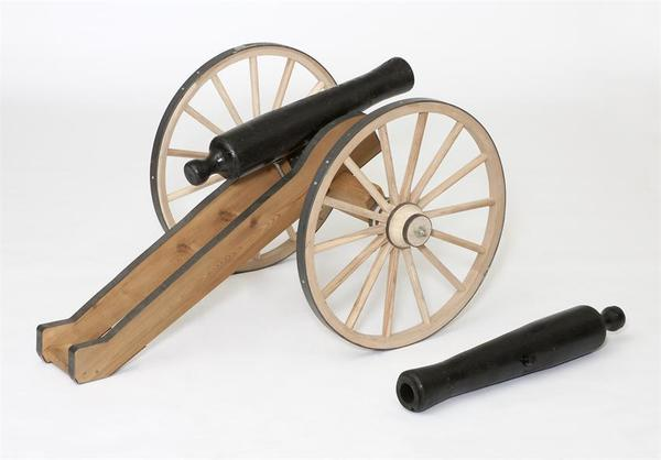 Amish Decorative Half Scale Reenactment Cannon