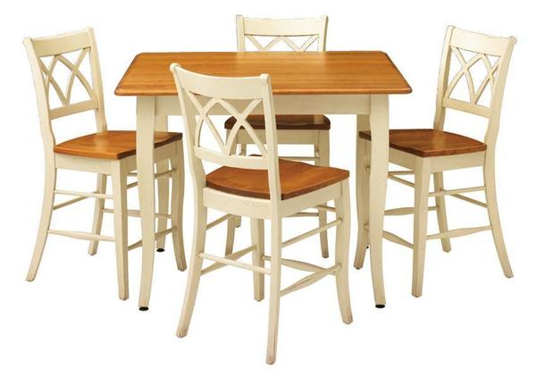 Provence Solid-Top Pub Table by Keystone
