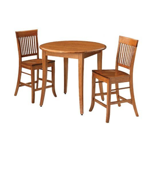 Madison Solid-Top Gathering Pub Table by Keystone