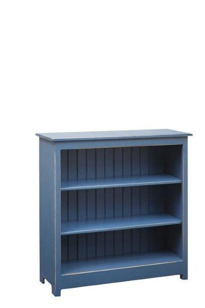 Amish Small Pine Bookcase