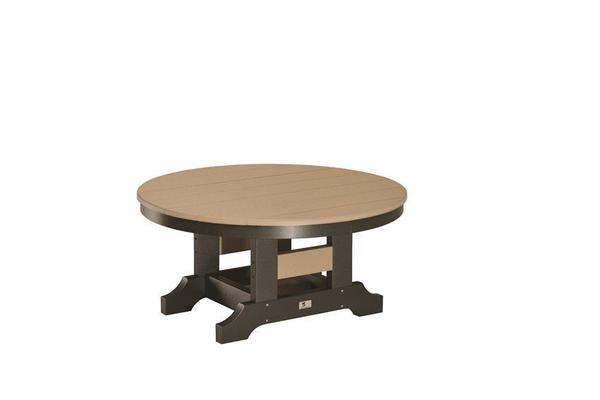"Berlin Gardens 38"" Round Conversation Table"